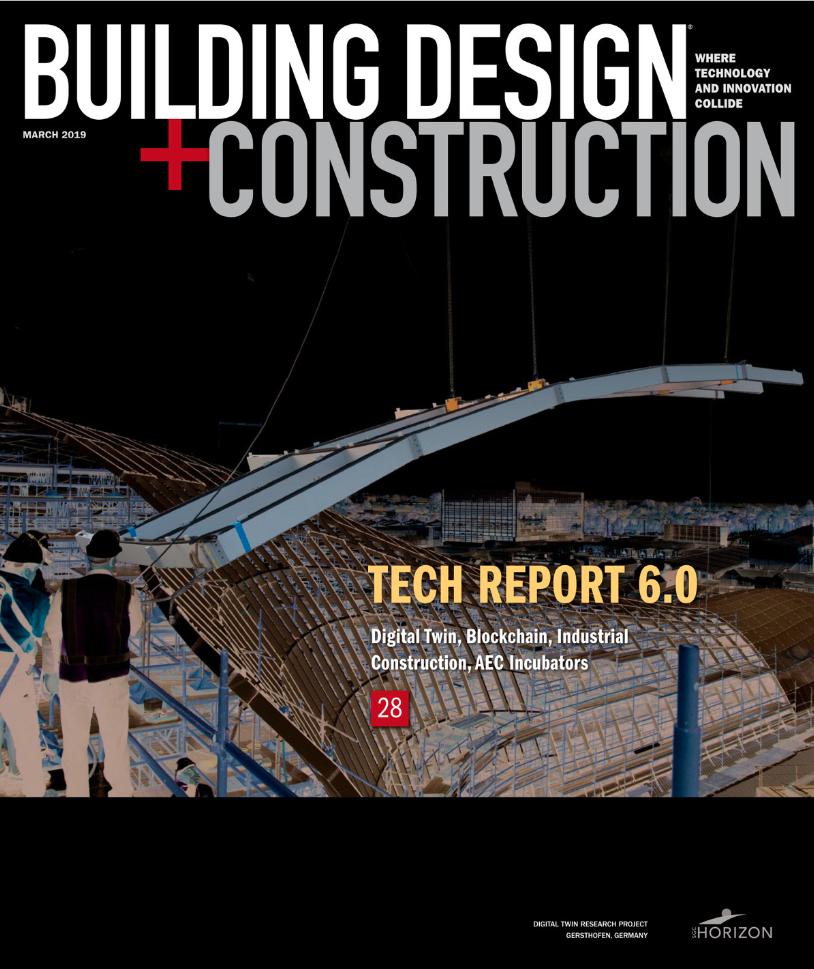 March 2019   Building Design + Construction