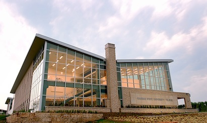 Architectural glazing has quantifiable positive effects on users. Photo: David M