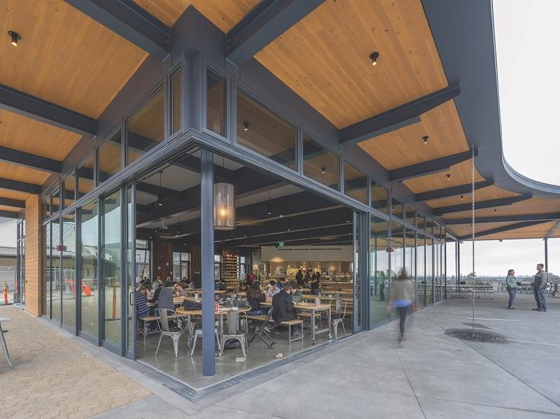 Sonoma Academy's new education center