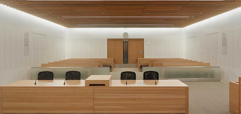 AIA: The year's best justice facilities