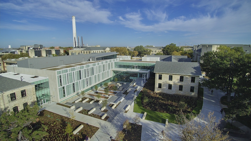 Aerial view of APDesign