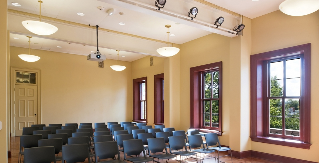 The rehabilitation and adaptive reuse of the Old Naval Hospital, Washington, D.C