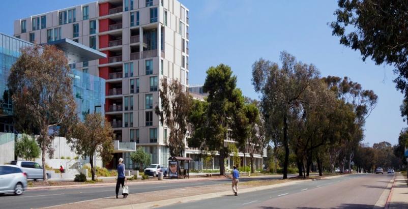Charles David Keeling Apartments, La Jolla, Calif., by KieranTimberlake. Photo: