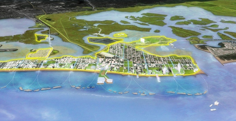 Perkins+Will imagines new opportunity for Atlantic City