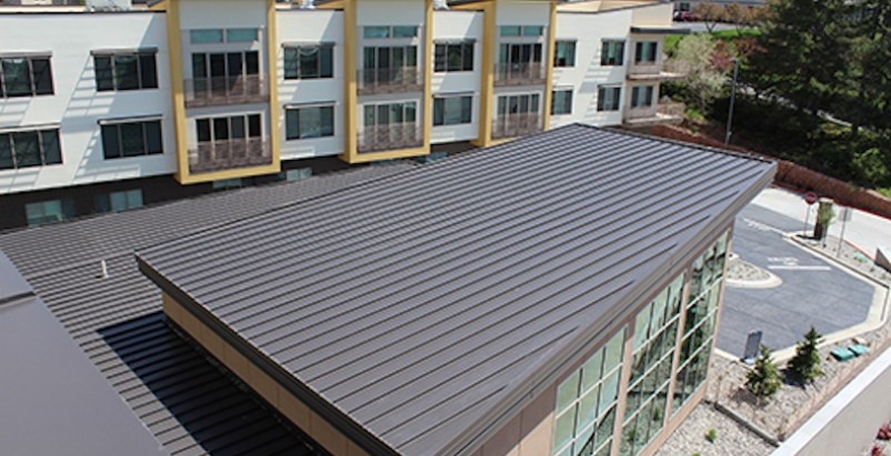 Are Metal Panels An Ideal Low-Slope Roofing Material? MBCI
