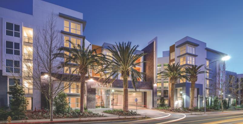 Ascent Apartments, Silicon Valley Stephen Schafer   Schaf Photo