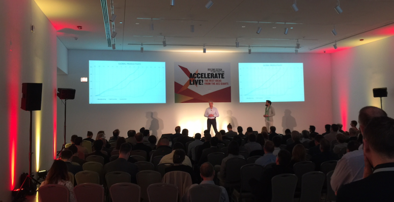 Call for speakers: Accelerate AEC! innovation conference, May 2019