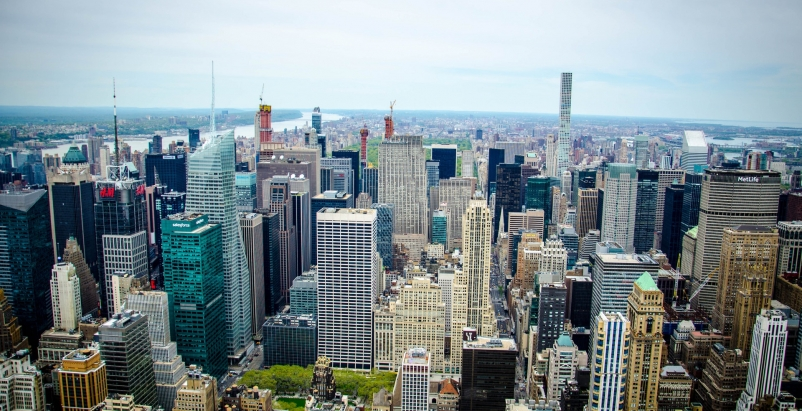 New York City's Green New Deal would ban all-glass skyscrapers