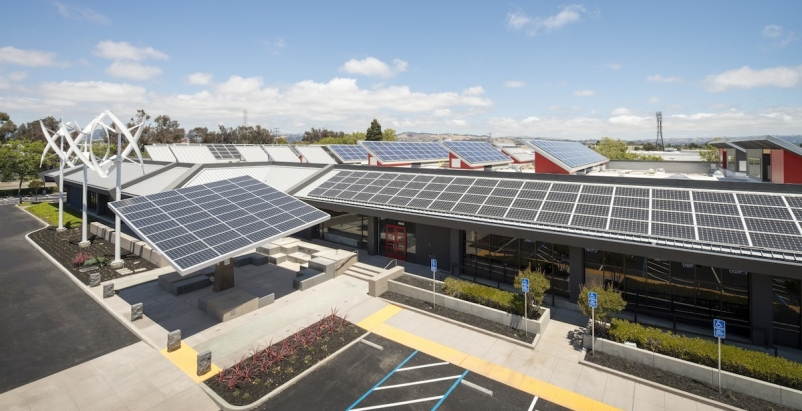 Training center for electricians in L.A. focuses on net zero technologies