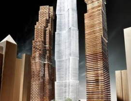 The Mirvish/Gehry design will create a new profile for the arts and entertainmen