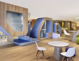 The Spring Learning Centre in Hong Kong was one of two Best of Category winners