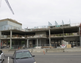 Rates are up in hotel construction