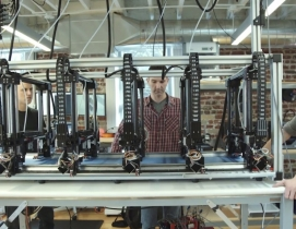 Autodesk's Project Escher prints large objects in fraction of the time