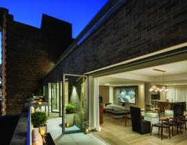 The 21W20 luxury condo development in New York City