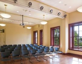 The rehabilitation and adaptive reuse of the Old Naval Hospital, Washington, D.C