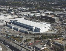 Prologis warehouse in Seattle