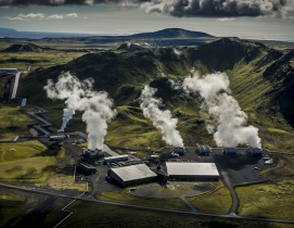 The Hellisheidi power plant