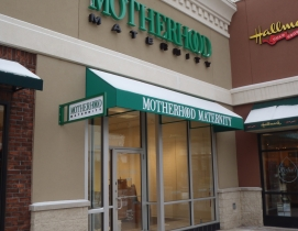 The construction firm also recently completed two stores for the maternity retai