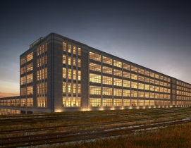 Former Studebaker plant to become mixed-use tech hub in South Bend, Ind.