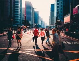 U.S. cities experience 'Doppler shift' in walkable urban development