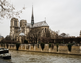 Notre Dame fire highlights danger of renovating historic structures