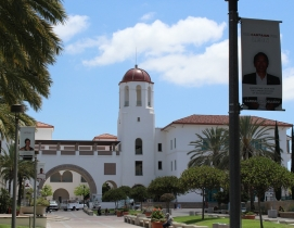 Conrad Prebys Aztec Student Union at San Diego State University. Photo: Pixabay