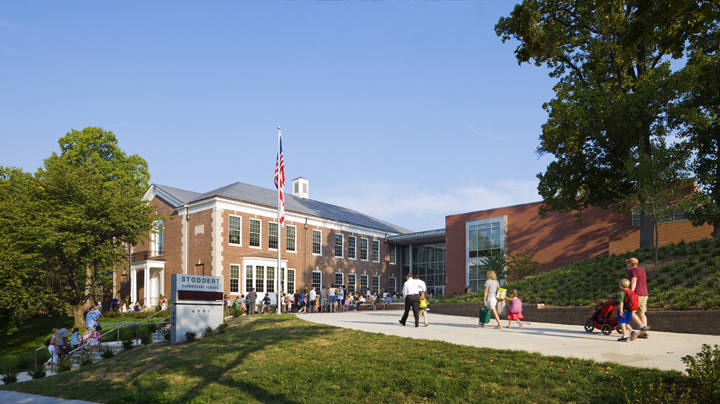 Stoddert is one of 78 schools spanning 29 states to receive the recognition.