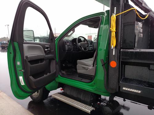 International Impresses with CV Series Medium Trucks