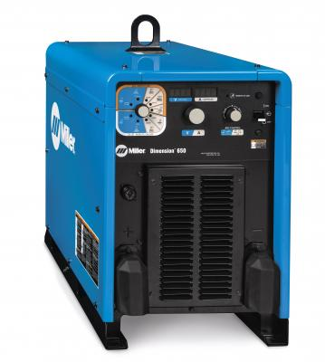 Miller Electric Dimension 650 Welding Power Unit