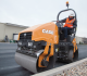 Case adds DV Series of small-frame vibratory rollers