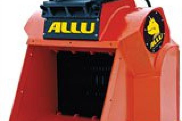 Allu D Series Screening Bucket