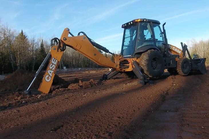 Backhoe Loaders   Construction Equipment