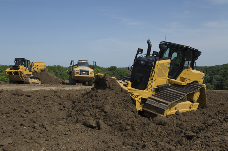 Cat D6 XE has up to 35 percent better fuel efficiency
