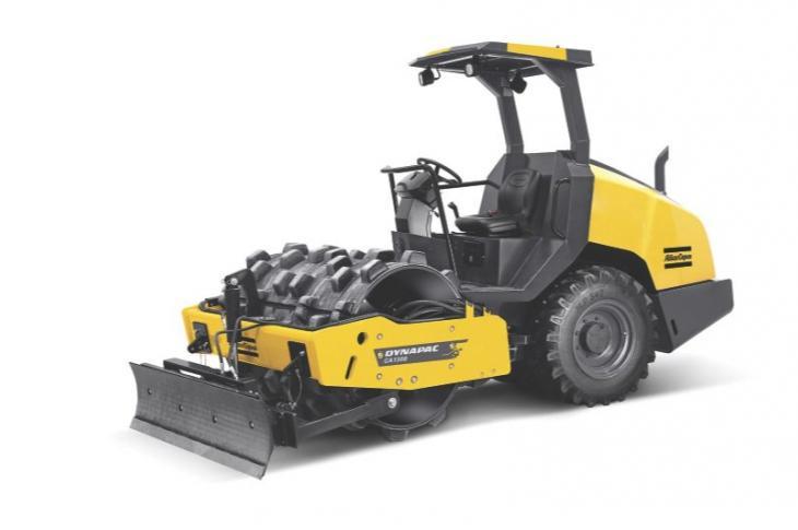 Dynapac CA1300, CA1500 Soil Compactors