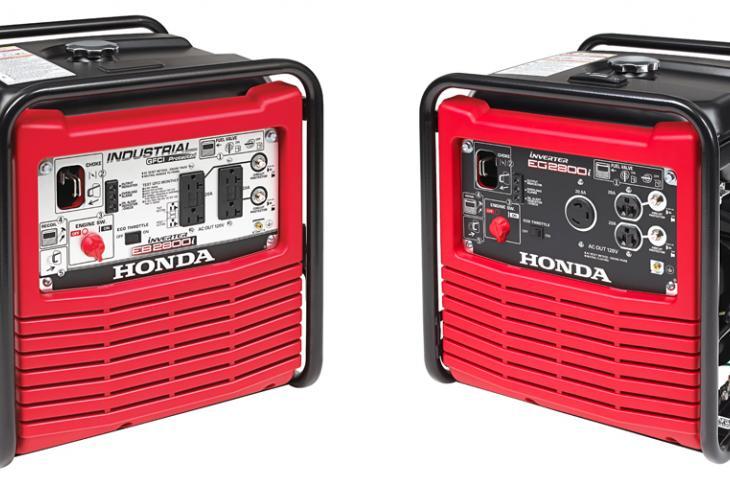 Honda EB2800i, EG2800i OFI Generators
