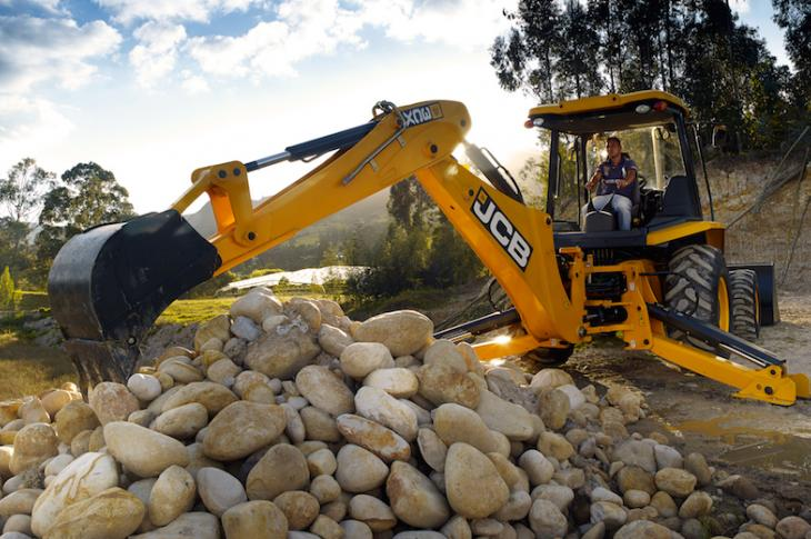 For jobs requiring reach and loader-bucket capacity, a backhoe is still a volume winner over a compact excavator/skid steer combination. For jobs requiring reach and loader-bucket capacity, a backhoe is still a volume winner over a compact excavator—skid steer/CTL combination.