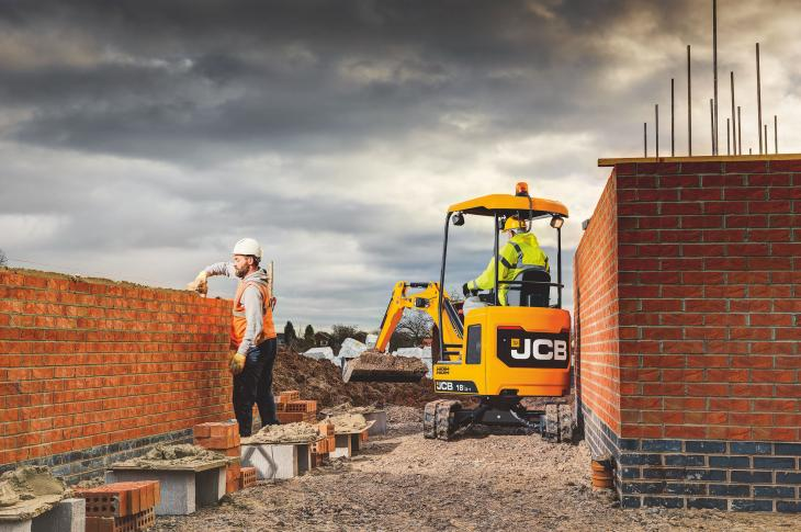 The 18Z-1 and 19C-1 compact excavators are designed for construction, landscaping, and rental customers.