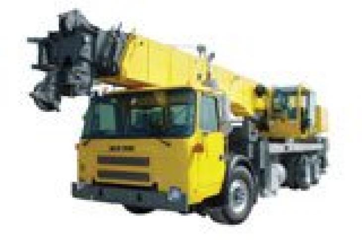 Manitowoc TM500E-2 Truck Crane
