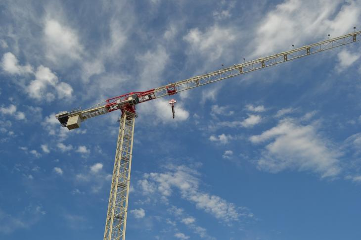 Terex Cranes has expanded its tower-crane range with the new CTT 472-20 flat-top tower crane.