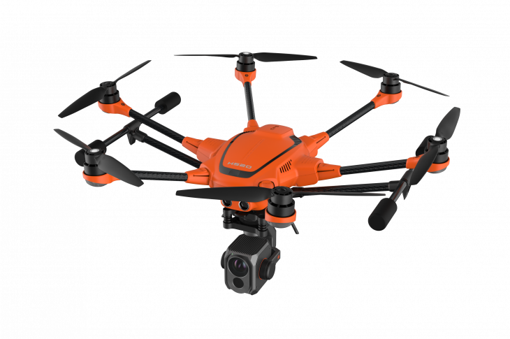 UAV payload offering has been expanded with the E10T, an advanced thermal camera for commercial applications.