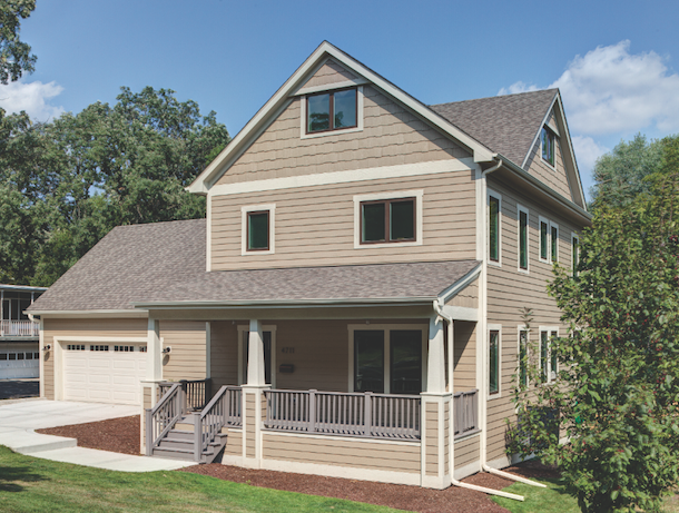 custom homes built beyond the code custom builder