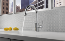 Brizo, Solna faucet, 101 Best New Products, kitchen faucets