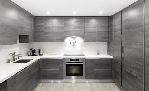 Kevin Cozen minimalist kitchen