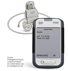 LAPTOP-HF Telecardiology Remote Patient Monitoring ICM EP Lab Heart Failure ECG