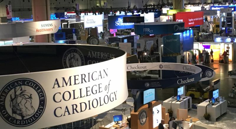 American College of Cardiology, #ACC18