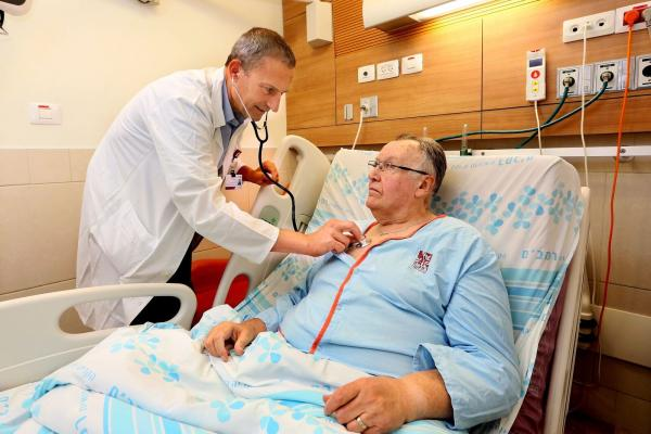 Diabetes Drug May Reverse Heart Failure
