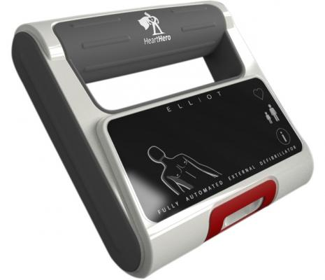 HeartHero Personal Automated External Defibrillator Wins ACC.19 Innovation Challenge