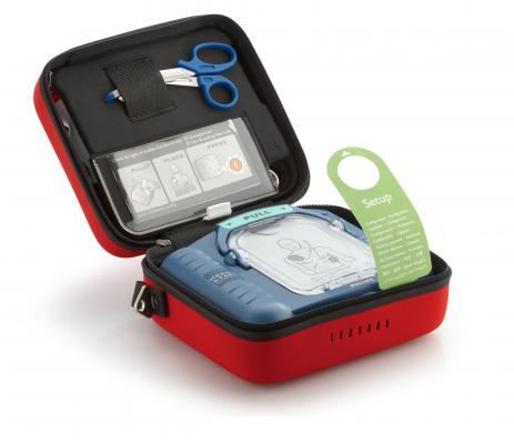 Philips Receives FDA PMA for HeartStart OnSite and HeartStart Home Defibrillators
