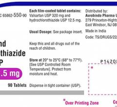 Aurobindo Pharma Adds to Nationwide Valsartan Blood Pressure Medication Recall