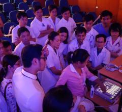 ASE Foundation, Vietnam, Mindray M7